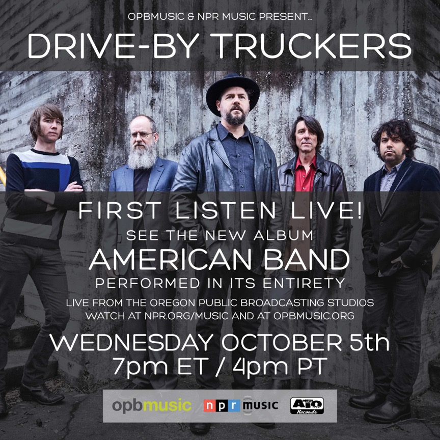 DBT On First Listen Live