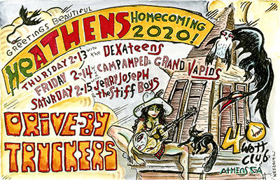 Heathens Homecoming 2020