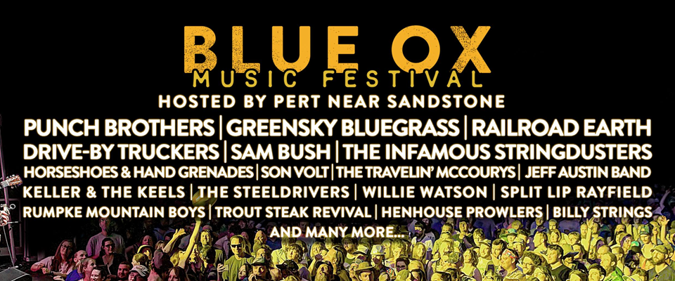 Blue Ox Music Festival